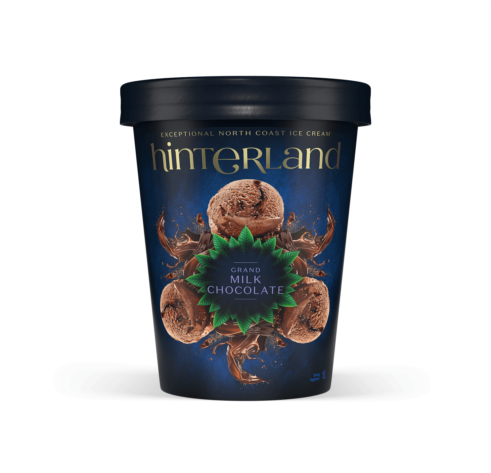 Hinterland Grand Milk Chocolate Ice Cream